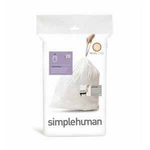 Simplehuman Sáčky do odpadkového koše Q 50-65 l, 20 ks