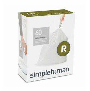 Sáčky do odpadkového koše 10 L, Simplehuman typ R zatahovací, 3 x 20 ks ( 60 sáčků )