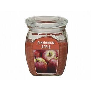 Svíčka ve skle Bolsius Cinnamon Apple 120x92 mm