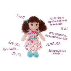 Teddies Hadrová panenka Ema, 40 cm
