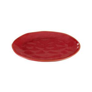 Tescoma Dezertní talíř LIVING ¤ 21 cm, červená