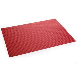 Tescoma prostírání Flair shine červená, 45 x 32 cm