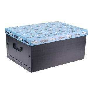 Úložný box Auta 51 x 37 x 24 cm
