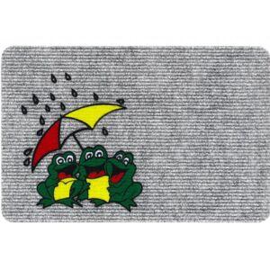 Vopi vnitřní rohožka Flocky žáby 205/084, 40 x 60 cm