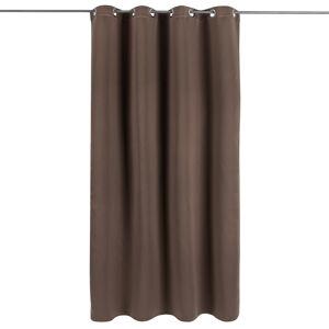 Trade Concept Zatemňovací závěs Arwen tmavě hnědá, 140 x 245 cm