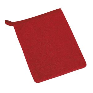 Bellatex froté žínka 17x25 cm červená
