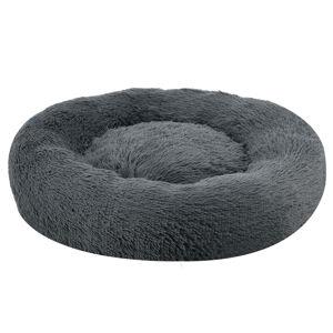 Pelech Monty kulatý 60 cm tmavě šedá