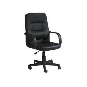 Kancelářská židle Q-084 černá