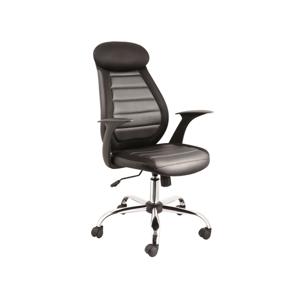 Kancelářská židle Q-102 černá