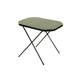 Dajar Stůl CAMPING 53 x 70 - zelený